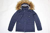 Куртка  детская зимняя теплая для мальчика MURPHY & NYE