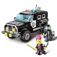 Полицейский SWAT джип набор ( Лего)