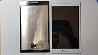 Дисплей  (экран) Asus ZenPad Z370 с сенсором белый original.