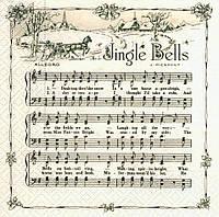 Салфетка декупажная Рождественские песни 6469, фото 1