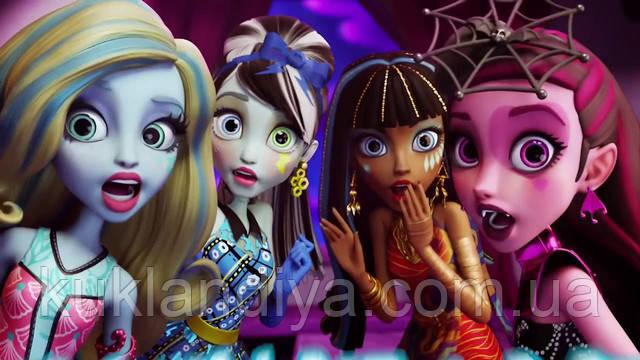 Монстр Хай – куклы для современных девчонок