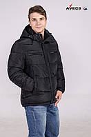 Куртка мужская Avecs AV-939С Black Авекс Размеры 50