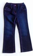 Джинсы детские штаны котоновые Lupilu для девочки джинс на девочку 110