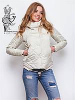 Куртка весенняя молодежная женская Киви-2, фото 1