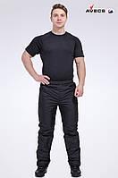 Брюки мужские флис Avecs AV-91802 Black, фото 1