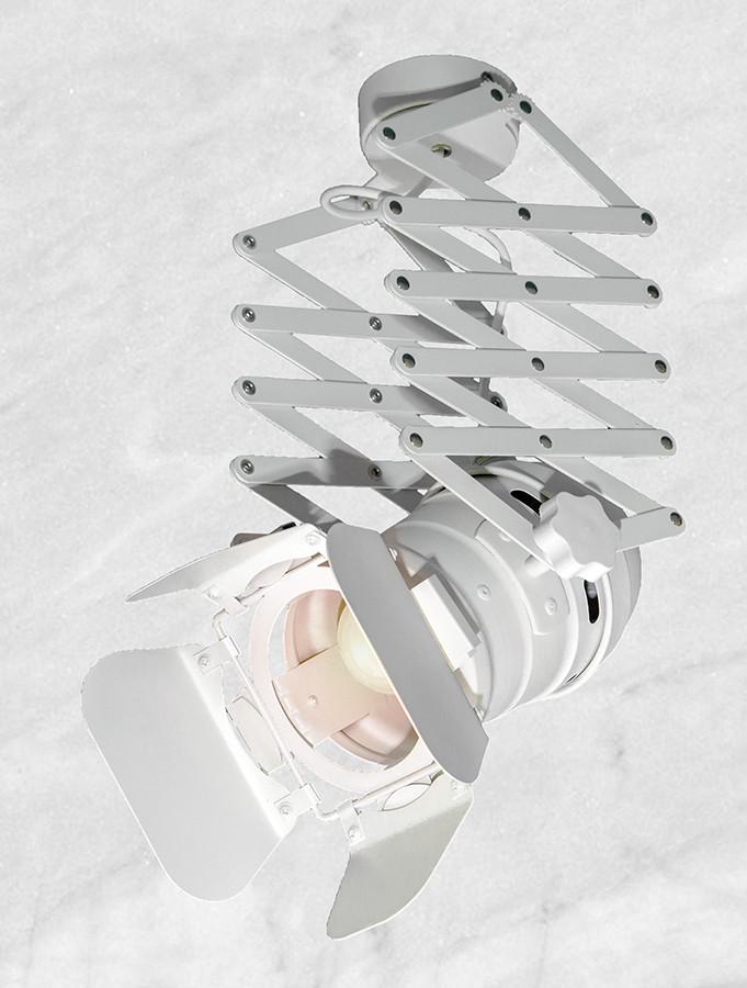 Прожектор на треке  (52-13 белый)