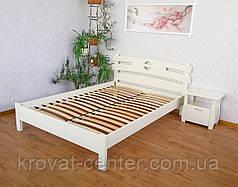 """Кровать полуторная из натурального дерева """"Токио"""" от производителя, фото 2"""