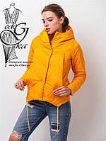 Куртка весенняя молодежная женская Киви