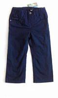 Термо-штаны брюки утепленные детские штаны котоновые на подкладке