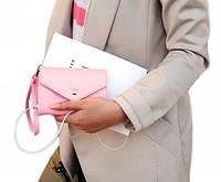 Женский кошелек Сrown Light Pink, фото 1