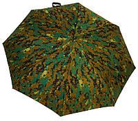Модный зонт автомат 3032/1 haki