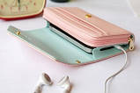 Жіночий гаманець Crown Blue, фото 6