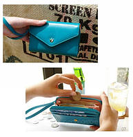 Женский кошелек Crown Blue