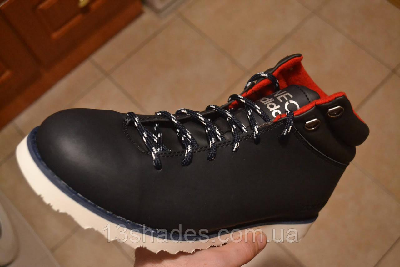 13e53f1a9 Ботинки мужские зимние Adidas Neo , Киев (чёрный): продажа, цена в ...