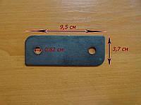 Комплект молотков (бычей) к измельчителю Эликор (16шт. в комплекте)