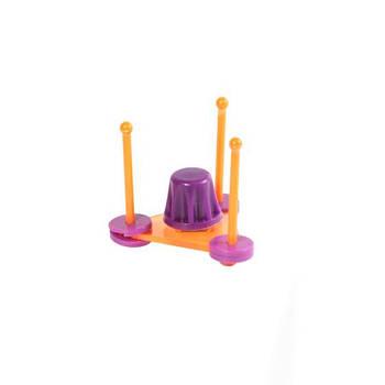Игрушка для птиц тренога, 7х6 см
