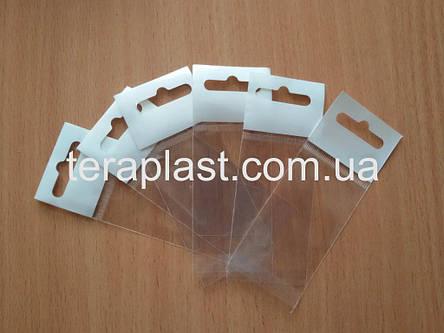Полипропиленовые пакеты с еврослотом, фото 2