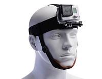 Крепление на голову с фиксацией на подбородке (Head Strap mount)