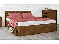 Кровать Marita Lux с ящиками (Марита люкс) ТМ Олимп