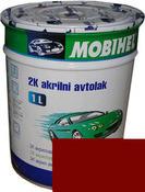 Краска Mobihel Акрил 0,1л 71L DAEWOO.