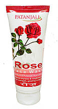 "Гель для умывания ""Роза"" Патанджали / Rose Face wash, 60г."