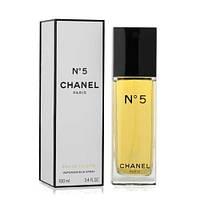 Chanel №5 Eau de Toilette туалетная вода 100 ml. (Шанель №5 Еау де Туалете)