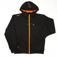 Толстовка Fox Black / Orange Heavy Lined Hoodie