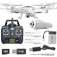 "Квадрокоптер "" Koome K300-C "" ,с HD камерой, 1:20, с записью на карту памяти"