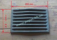 Колосник чугунное литье (190х285 мм)