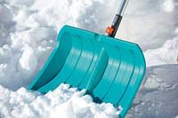 Лопати снігоприбиральні