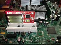 В хорошие руки INTEL D946GZISSL s775 Dual DDR2 PCIEx16 sata NCP5388  Под ремонт