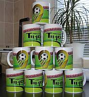Печать на чашках Чашка сувенирная