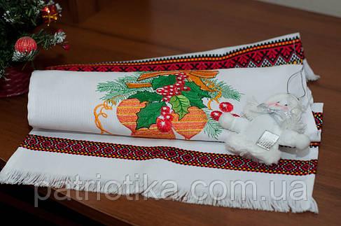 Новогодний рушник | Новорічний рушник 001, фото 2