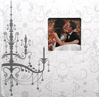 Альбом. Фотоальбом свадебный .Event №2 200ф. 10х15см.
