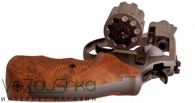 револьвер stalker 2,5 titanium wood