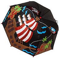 Детский зонт 3D D-55 pirates