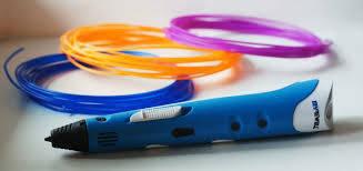 Myriwell RP-100A - горячая 3D Ручка принтер Рисует в воздухе 20 м. проволки в подарок, фото 2
