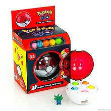 Мяч Pokeball Rocket