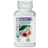 Продукты для детей от 6 лет:NUTRILITE Витамин С, жевательные таблетки