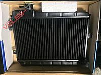 Радиатор охлаждения Ваз 2103-06 Лузар (медный)