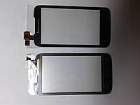 Сенсорное  стекло  Lenovo A369i черное high copy.