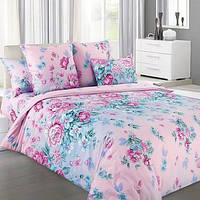 Ткань для постельного белья бязь Карамель