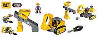 Конструктор Экскаватор и Подъемник-конвейер Toy State Machine Maker (80913)