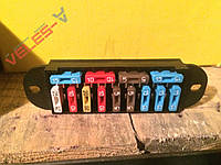 Блок предохранителей ВАЗ 2101, 2102, 2103, 2106 Евро малый (9 предохранителей) АВАР
