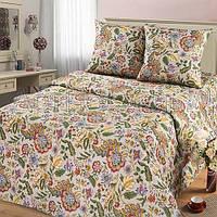 Ткань для постельного белья бязь Роскошь основа