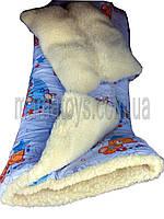 Одеяло Детское Меховое + Подушка