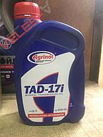 Масло трансмиссионное минерал. ТАД-17 85-90 GL-5 1л Агринол