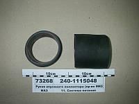 Рукав впускного коллектора (пр-во ЯМЗ), 240-1115048