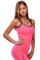 Майка розовая спортивная женская Pantera Pink BS