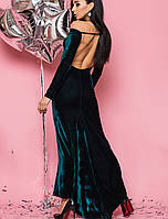 Вечернее платье с открытой спиной | 2059 br